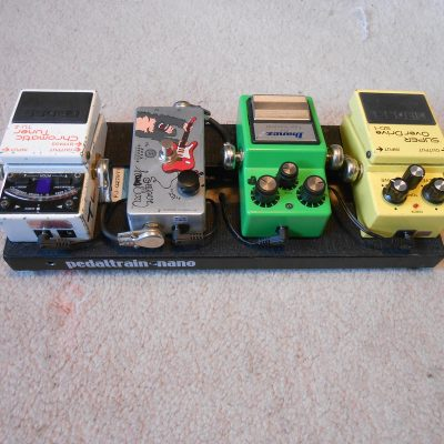 whitehorse pedal board